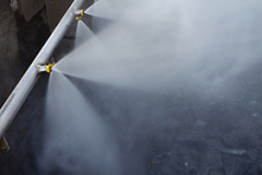 Indusco-Sandvik-Crusher-Feeder-Dust-Suppression