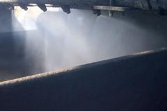 Indusco-conveyer-transfer-dust-suppression