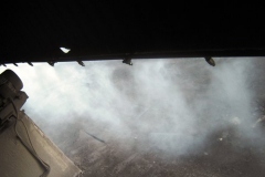 Indusco-sparaying-dust-2