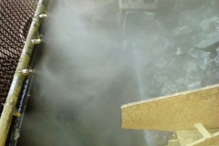 Indusco-transfer-point-dust-suppression